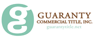 Guaranty Commercial Title, Inc.