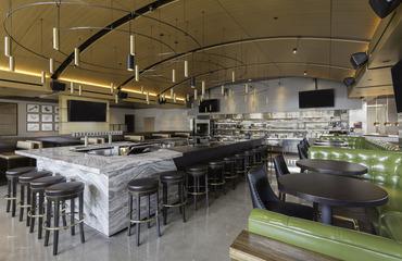 Interior Design: Full Service Restaurant